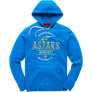 Hanorac ALPINESTARS Civil Bright Blue