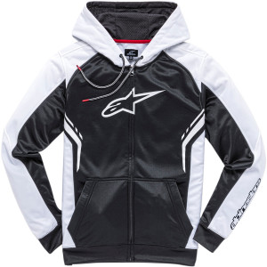 Hanorac ALPINESTARS Strike Black/White