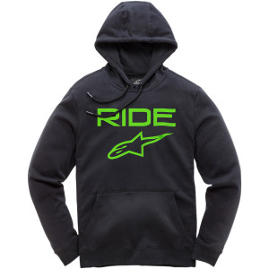Hanorac ALPINESTARS RIDE 2 Black/Green