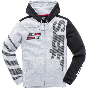 Hanorac ALPINESTARS Fan Club Gray/Black