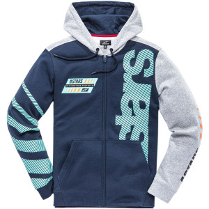 Hanorac ALPINESTARS Fan Club Navy/Gray
