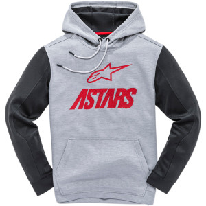 Hanorac ALPINESTARS Fan Club Gray/Red