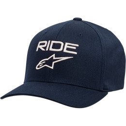 Sapca ALPINESTARS Ride 2.0 Navy/White