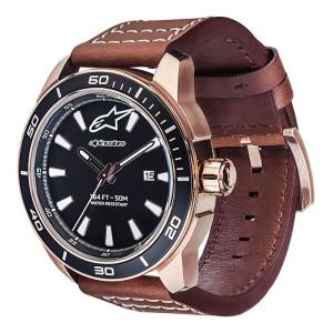 Ceas ALPINESTARS Tech Watch - 3 Hands Rose Gold