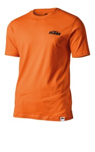 Tricou KTM Racing Orange
