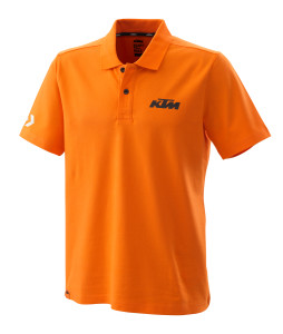 Camasa KTM Racing Polo Orange