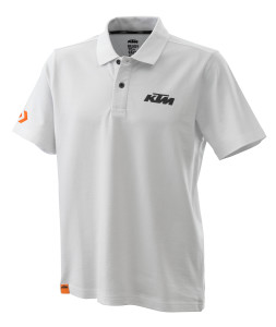 Camasa KTM Racing Polo White