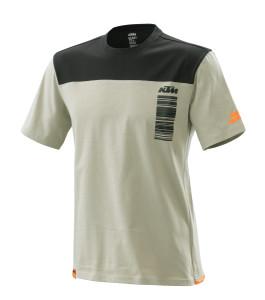Tricou KTM Pure Style Gray