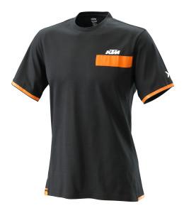 Tricou KTM Pure Black
