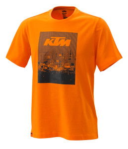 Tricou KTM Radical Orange