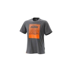 Tricou KTM Radical Gray