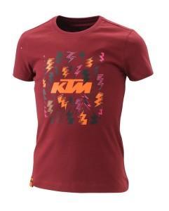 Tricou copii KTM Racegirl Radical