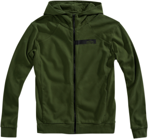 Hanorac 100% CHAMBER Military Green
