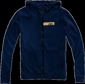 Hanorac 100% CHAMBER Blue/Gold