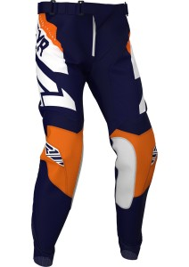 Pantaloni FXR Podium MX Midnight/White/Orange