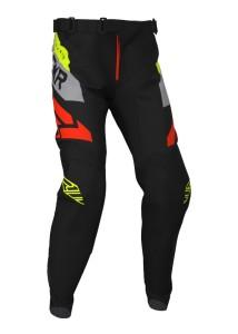 Pantaloni FXR Podium MX Black/Grey/Hi Vis/Nuke Red