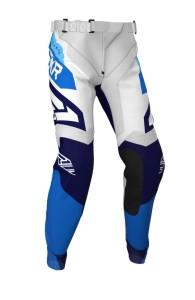Pantaloni copii FXR Clutch Air White/Navy/Blue