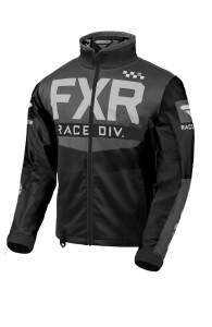 Geaca FXR Cold Cross RR Black/Char/Grey