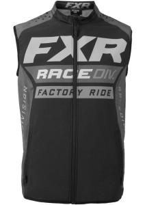 Vesta FXR MX Black/Char/Grey