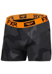 Boxer FXR M Helium X Tech Char Camo/Orange