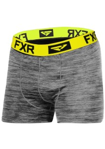 Boxer FXR M Helium X Tech Grey Heather/Hi Vis