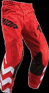Pantaloni Copii Thor Pulse Stunner Red/White