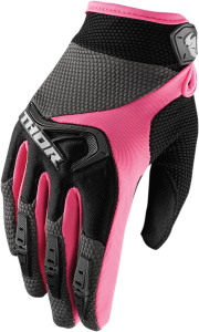 Mănuși Thor Spectrum Black/Pink