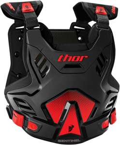 Armură Copii Thor Sentinel GP Black/Red