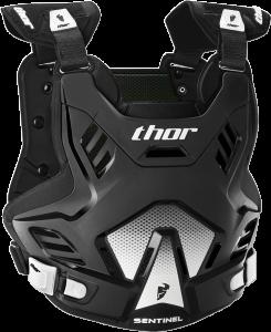Armură Thor Sentinel GP Black/White