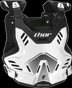 Armură Thor Sentinel GP White/Black