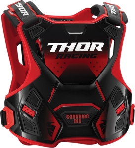 Armură Thor Guardian MX Black/Red