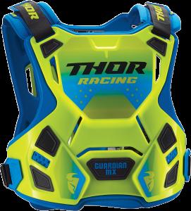 Armură Thor Guardian MX Flo Green
