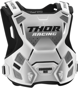 Armură Copii Thor Guardian MX White/Black