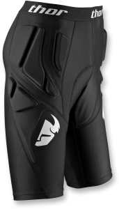 Pantaloni Protecție Thor Comp SE Black