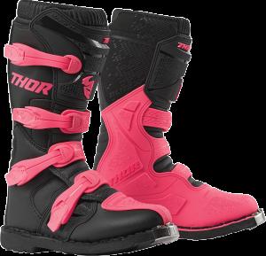 Cizme Damă Thor Blitz XP Black/Pink