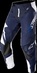 Pantaloni Alpinestar Techstar Factory White Dark Navy