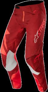 Pantaloni Alpinestar Techstar Factory Red Burgundy