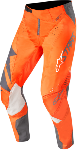 Pantaloni Alpinestar Techstar Anthracite Orange Fluo
