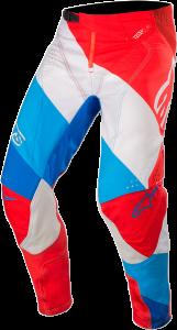 Pantaloni Alpinestar Techstar Venom Red White Blue