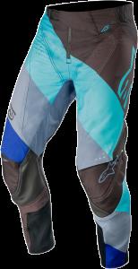 Pantaloni Alpinestar Techstar Venom Black Turquoise Blue