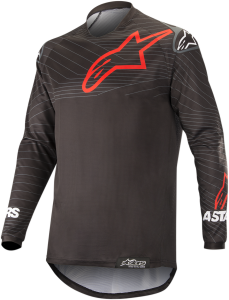 Tricou Alpinestar Venture R Black Red