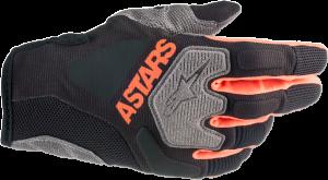 Mănuși Alpinestar Venture R Black Orange Fluo