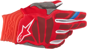 Mănuși Alpinestar Aviator Red Burgundy