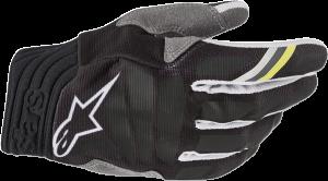 Mănuși Alpinestar Aviator Anthracite Black
