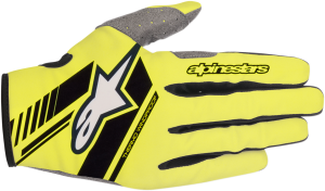 Mănuși Alpinestar Neo Yellow Fluo Black