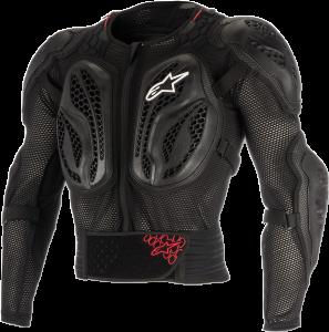 Armură Alpinestar Bionic Action Black Red