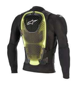 Armură Alpinestar Jacket Bio Pro V2 Black/Yellow