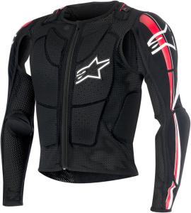 Armură Alpinestar Bionic Plus Black Red White