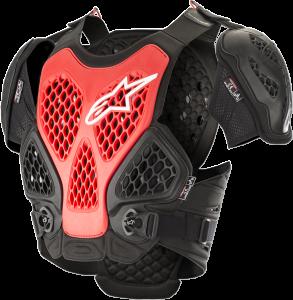 Armură Alpinestar Bionic Black Red