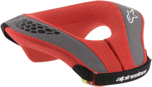 Protecție Gât Copii Alpinestar Sequence Black Red